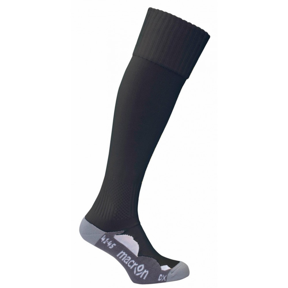 Conwy Borough - Rayon Socks (Black)
